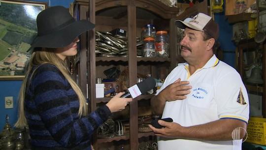 Morador de Biritiba Mirim, conta história e lembranças da cidade