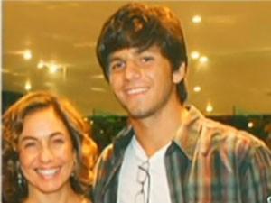 Rafael e Cissa (Foto: Reprodução / TV Globo)