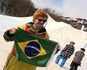 Com apenas 16 anos, Lucas Vianna é a promessa brasileira no slopestyle