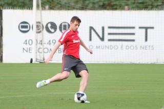 Aylon, atacante do Inter (Foto: Eduardo Deconto / GloboEsporte.com)