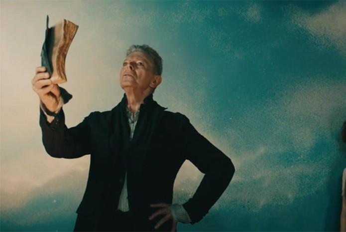 David Bowie lançou novo clipe hoje após revelar capa do álbum (Foto: Reprodução)