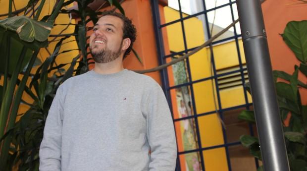 Lucas Judice, da Midstage Ventures (Foto: Adriano Lira)