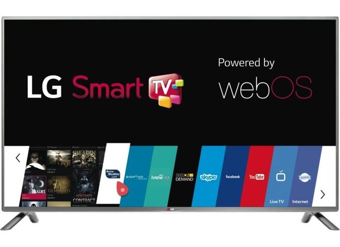 LG Cinema 42LB6500 possui 42 polegadas e traz sistema Web OS (Foto: Divulgação/LG)