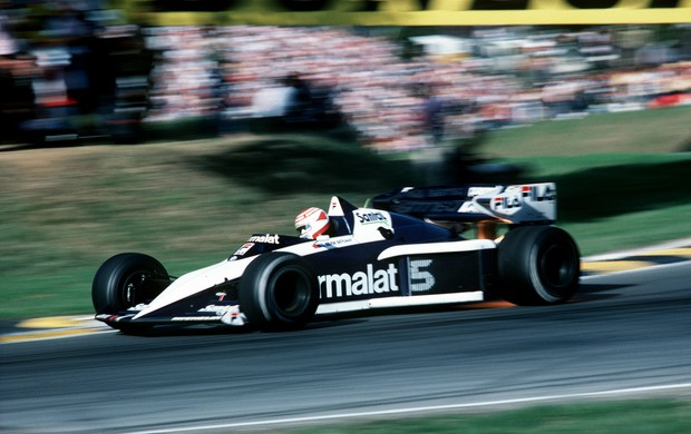 Nelson Piquet Brabham BT52 (Foto: Getty Images)