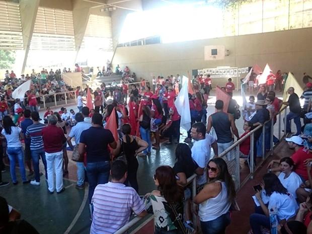 Servidores da Educação suspendem greve após 67 dias em Mato Grosso (Foto: Ianara Garcia/TVCA)