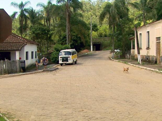 Novos distritos criados no Sul de Minas esperam por investimentos (Foto: Reprodução EPTV)