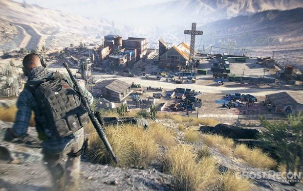 'Ghost Recon Wildlands' leva série militar para um mundo aberto na Bolívia (Foto: Divulgação/Ubisoft)