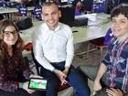 Programadores apontam futuro de jogos (Katherine Coutinho / G1)