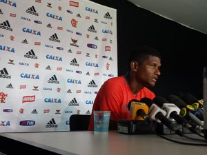 Márcio Araújo - Flamengo (Foto: Raphael Zarko)
