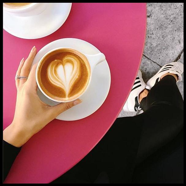 Do instagram @coffeenclothes (Foto: Reprodução/Instagram)