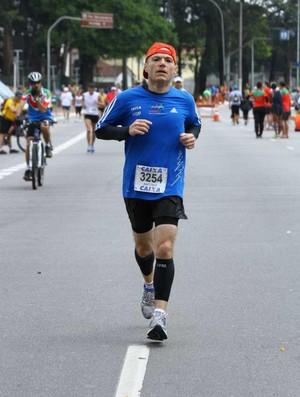 Antonio Almeida Maratona SP Eu Atleta (Foto: Arquivo pessoal)