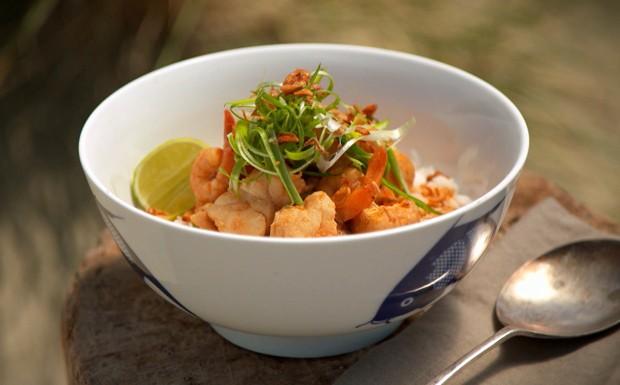 'A Cozinha Caseira de Annabel' - Ep. 7 - Curry aromtico de peixe (Foto: Reproduo/GNT)
