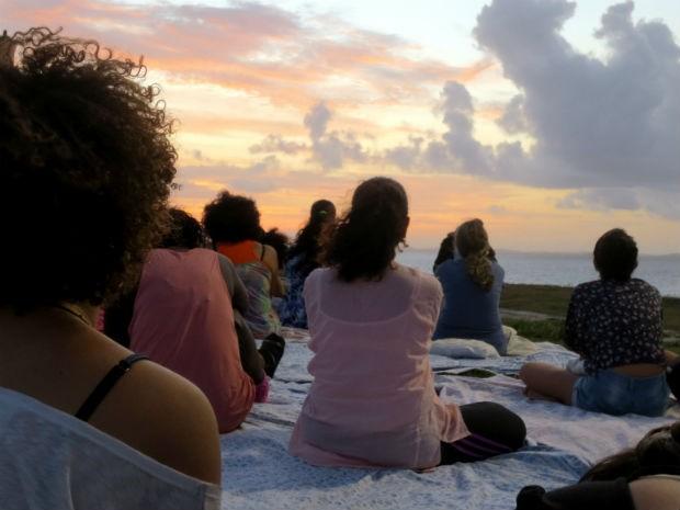 Meditação (Foto: Felipe Arcoverde/Divulgação)