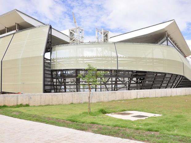 Arena pantanal (Foto: Robson Boamorte/GLOBOESPORTE.COM)