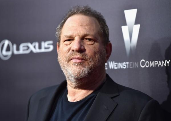 O produtor Harvey Weinstein (Foto: Getty Images)