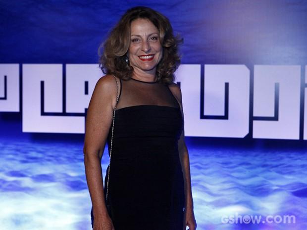 Cecilia Audi é Mercedes, a mãe de André e Alexandre, em O Caçador (Foto: Inácio Moraes/TV Globo)