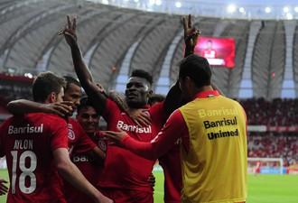 Gol Inter Paulão (Foto: Ricardo Duarte/Divulgação Inter)