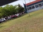 Vídeo mostra momento em que alunos ocupam prédio da UEPG