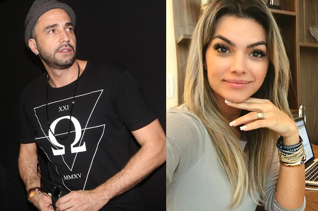 Latino e Kelly Key (Foto: Iwi Onodera/EGO e reprodução Instagram)