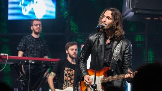 Vladimir Brichta compõe música para 'Rock Story': 'Está todo mundo muito envolvido com a novela'