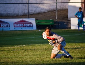 Robson, goleiro do Flamengo-PI (Foto: Neyla do Rêgo Monteiro)