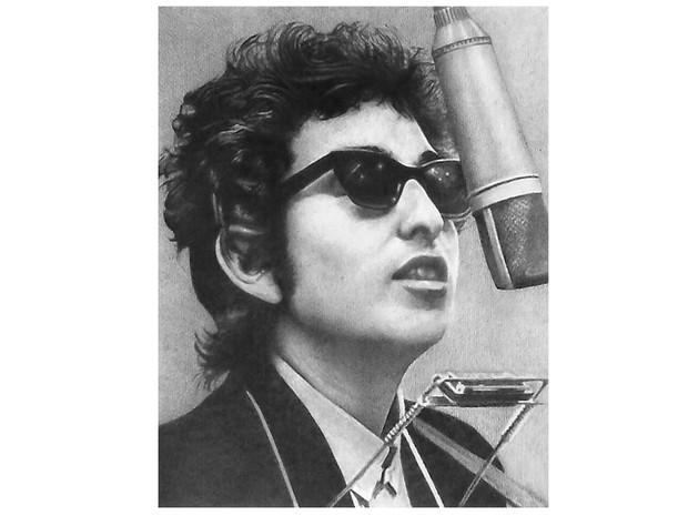 Bob Dylan (Foto: Iehoshua Iahueh/Arquivo pessoal)