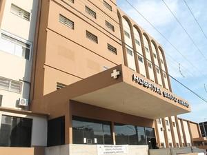 Hospital Santo Amaro, Guarujá, litoral de São Paulo (Foto: Pedro Rezende / Prefeitura Municipal de Guarujá)