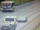 Motorista é flagrado dirigindo em marcha à ré em trecho da BR-277