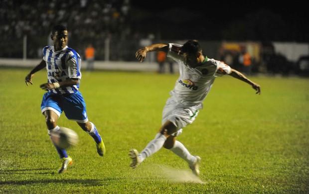 Chapecoense goleia o Avaí em Xanxerê (Foto: Sirli Freitas/Agência RBS)