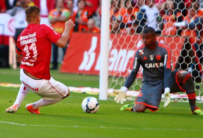 Empres�rio de Felipe comunica que goleiro foi demitido pelo Flamengo