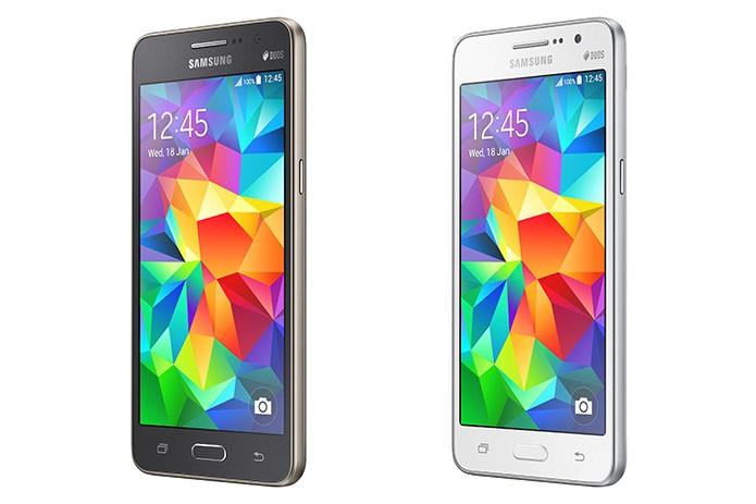 Galaxy Gran Prime é o smartphone da Samsung focado em selfies (Foto: Divulgação)