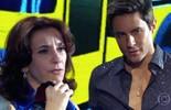 Fabian afirma que tem um trunfo para manipular Rosário