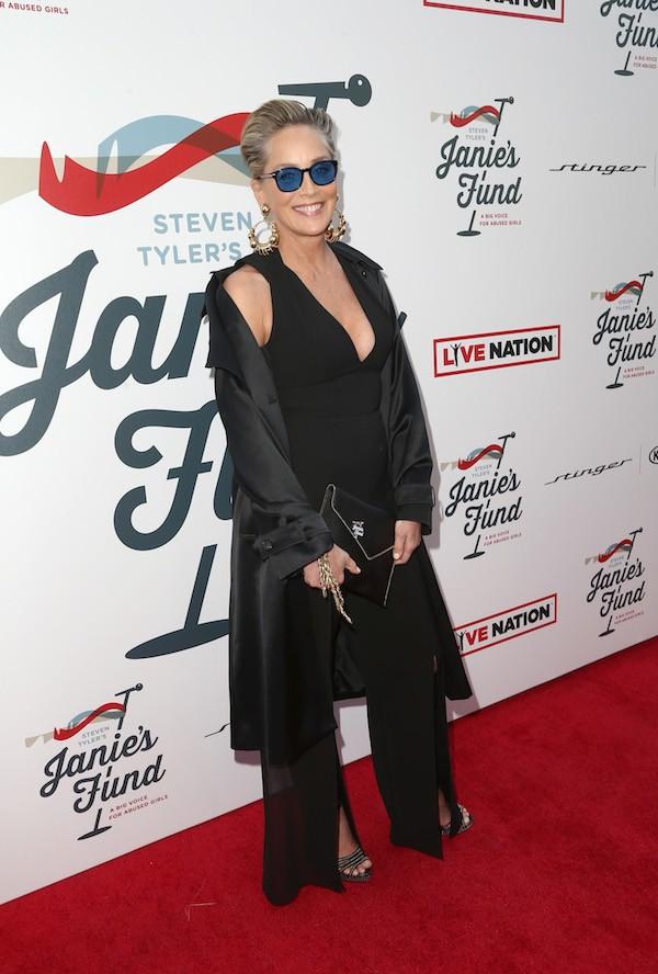 A atriz Sharon Stone (Foto: Getty Images)