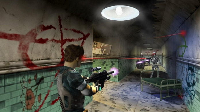 Narrando fatos antes do primeiro filme, The Terminator: Dawn of Fate é um jogo de tiro que se passa no future pós-apocalíptico da série (Foto: Divulgação)