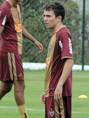 Bernard, Atlético-MG (Foto: Leonardo Simonini / Globoesporte.com)