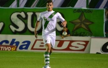 Santos negocia contratação do zagueiro Fabián Noguera, do Banfield