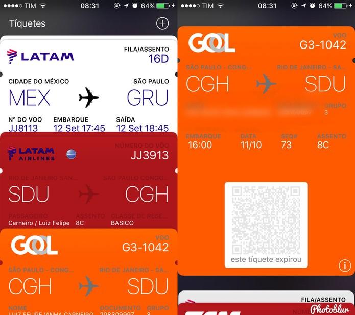 Passagens aéreas viram milhas de diversas formas (Foto: Reprodução/Felipe Vinha) (Foto: Passagens aéreas viram milhas de diversas formas (Foto: Reprodução/Felipe Vinha))