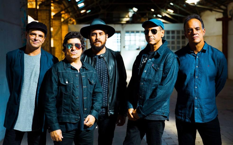 Banda Barão Vermelho se apresenta em Salvador no dia 7 de outubro (Foto: Divulgação)