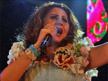 Cristina Amaral cantou Gonzagão no projeto Xote das Meninas (Foto: Luna Markman/G1)