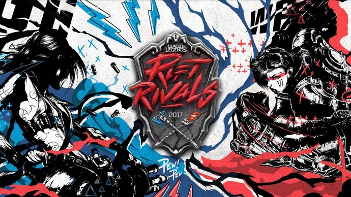 Rift Rivals League of Legends (Foto: Divulgação/Riot)