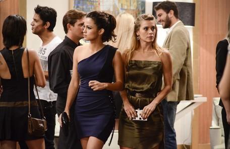 Em cena com Carolina Dieckmann em' Salve Jorge', novela de Gloria Perez na qual faz sua estreia como protagonista Raphael Dias/TV Globo