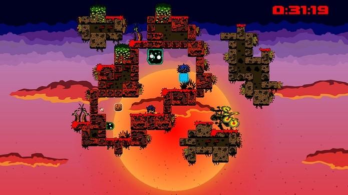 Fenix Rage: Game é um dos parceiros do ID@Xbox e está jogável na BGS 2014. (Foto: Divulgação)