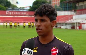 Vila anuncia venda em definitivo do atacante Gustavinho ao Internacional