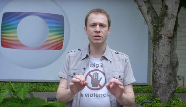 Tiago Leifert explica como participar do Globo Lab (Foto: reprodução TV Globo)