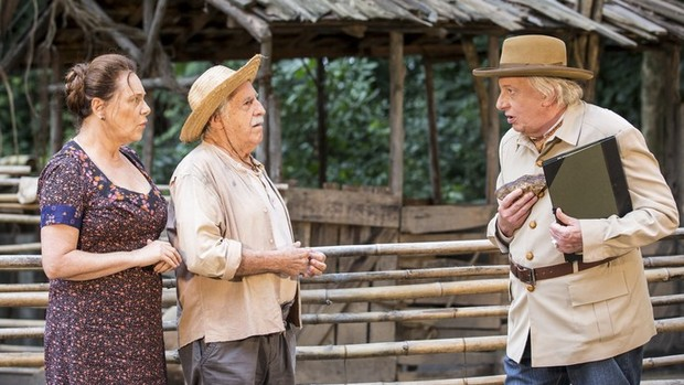 'Êta': Pandolfo revela que fazenda tem 'tesouro' (Divulgação)