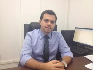 Procurador da República Filipe Lucena (Foto: Jéssica Alves/G1)