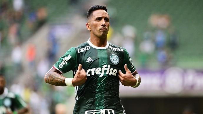 Barrios Palmeiras (Foto: Marcos Ribolli)