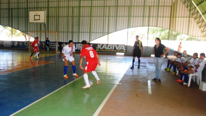 Ao todo 13 equipe irão participar do estadual feminino de futsal  (Foto: Divulgação/FTFS)