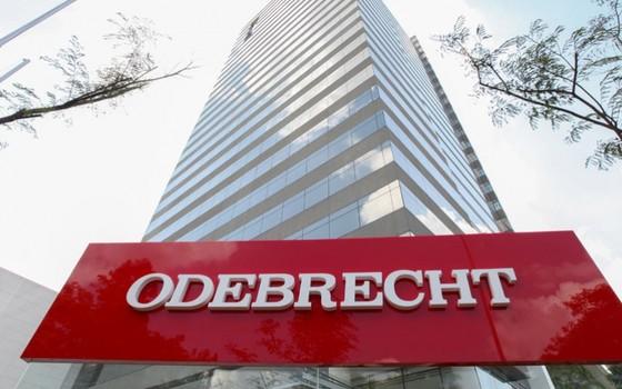 Sede da Odebrecht em São Paulo (Foto: Reprodução )