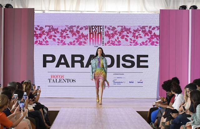 Paradise (Foto: Zé Takahashi)